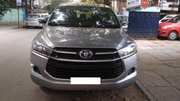 Toyota Innova Crysta 2.4 GX MT 2016 in Chennai