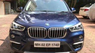Used 2017 BMW X1 sDrive 20d xLine AT car at low price in Mumbai
