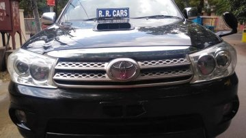 Toyota Fortuner 2009 3.0 Diesel MT for sale in Coimbatore