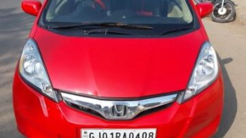 Used 2012 Honda Jazz Select Edition MT for sale in Ahmedabad