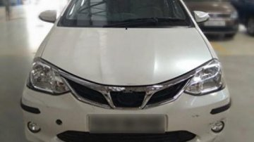 Used Toyota Etios VX 2015 MT for sale in Chennai