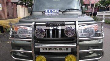 2018 Mahindra Bolero Power Plus ZLX MT in Coimbatore
