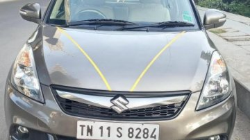 Maruti Swift Dzire 2016 VXI MT for sale in Chennai