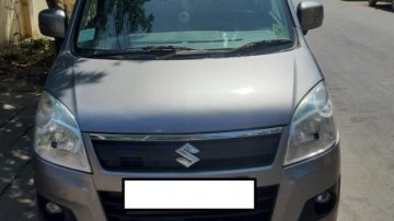 Used 2015 Maruti Suzuki Wagon R VXI MT car at low price in Chennai