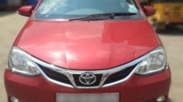 Used Toyota Platinum Etios 1.5 VX MT 2016 in Chennai