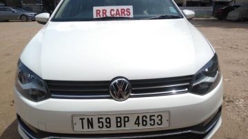 Volkswagen Polo 2017 1.2 MPI Highline MT for sale in Coimbatore