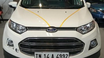 2014 Ford EcoSport 1.5 Ti VCT MT Titanium BE for sale at low price in Chennai
