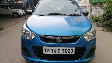 2015 Maruti Alto K10 VXI MT for sale in Chennai