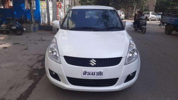 Maruti Suzuki Swift VDi, 2013, Diesel MT for sale in Hyderabad