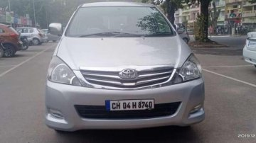 2009 Toyota Innova MT for sale in Chandigarh