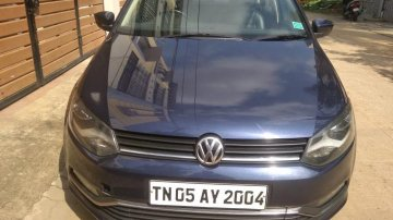 Volkswagen Polo 2014 1.5 TDI Highline MT for sale in Chennai