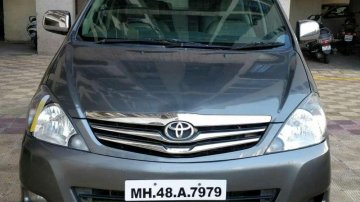 2012 Toyota Innova MT for sale at low price in Thane