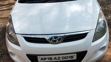 Used Hyundai i20 Magna 2011 MT for sale in Hyderabad