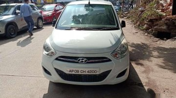 2011 Hyundai i10 Magna 1.2 MT for sale at low price in Hyderabad
