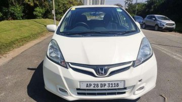 Used Honda Jazz X MT 2012 in Hyderabad
