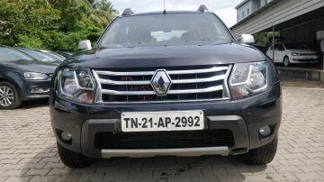 2013 Renault Duster RXZ 110PS MT for sale in Chennai
