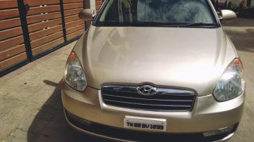 Hyundai Verna 2009 CRDi SX ABS MT for sale in Chennai