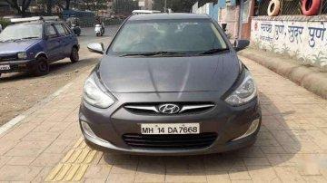 Used Hyundai Verna 1.6 CRDi SX 2011 AT for sale in Pune