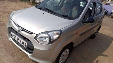 Used Maruti Suzuki Alto 800 Lxi, 2013, Petrol MT for sale in Hyderabad