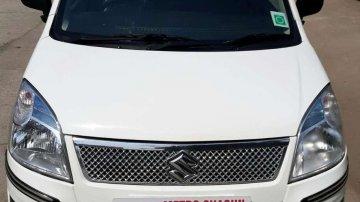 Used 2017 Maruti Suzuki Wagon R LXI CNG MT for sale in Thane