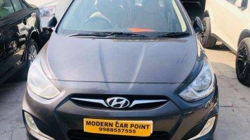 Used Hyundai Fluidic Verna 1.6 CRDi SX, 2012, Diesel MT for sale in Chandigarh