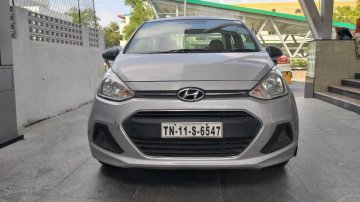 Used 2016 Hyundai Xcent 1.2 Kappa S MT car at low price in Chennai