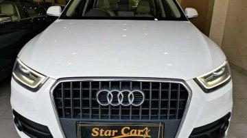 Used Audi Q3 2.0 TDI quattro Premium Plus, 2013, Diesel AT for sale in Ludhiana
