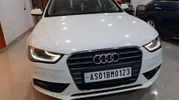 Used Audi A4 2015 AT for sale in Guwahati