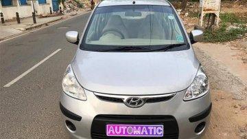 Used 2008 Hyundai i10 Magna AT car at low price in Chennai