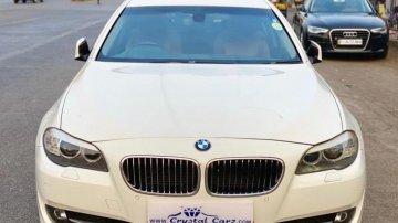 2011 BMW 5 Series AT 2003-2012 for sale at low price in Mumbai