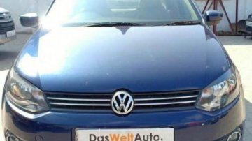 Used 2013 Volkswagen Vento Diesel Highline MT car at low price in Chennai