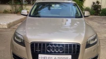 2010 Audi Q7 4.2 TDI Quattro Technology AT for sale at low price in Mumbai