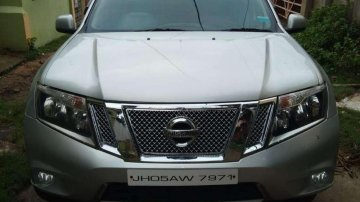 Used Nissan Terrano XL D THP 110 PS, 2013, Diesel MT for sale in Jamshedpur