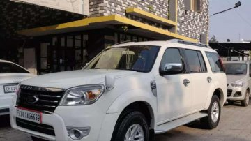 Used 2011 Ford Endeavour AT for sale in Chandigarh