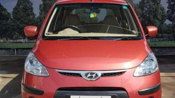 Used Hyundai I10 Magna 1.2 Kappa2, 2010, Petrol MT for sale in Thane