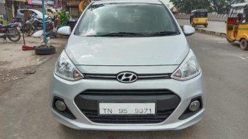 Used 2016 Hyundai i10 MT car at low price in Chennai