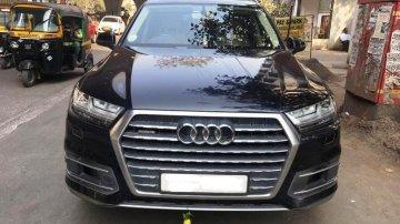 2016 Audi Q7 45 TDI Quattro Technology AT for sale at low price in Mumbai