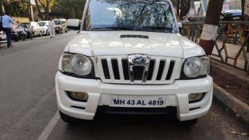 Used Mahindra Scorpio VLX 2012 MT for sale in Thane