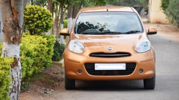 Used Nissan Micra XV 2011 MT for sale in Coimbatore