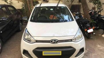 Used Hyundai Xcent, 2016, Diesel MT for sale in Thane