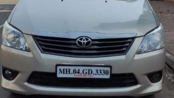 Used Toyota Innova 2.5 G 8 STR BS-III, 2013, Diesel MT for sale in Thane