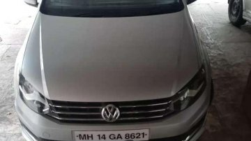 Used 2017 Volkswagen Vento AT for sale in Pune
