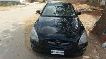Used 2010 Hyundai Verna CRDi AT for sale in Hyderabad