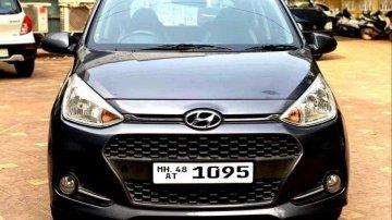 Used Hyundai i10 Sportz 1.2 2017 MT for sale in Thane