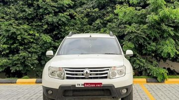 Used Renault Duster 85PS Diesel RxL MT 2015 in Coimbatore