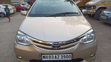Used Toyota Etios VX, 2011, Petrol MT for sale in Thane