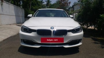 BMW 3 Series 320d Luxury Line AT 2013 in Coimbatore