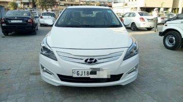 2015 Hyundai Verna 1.6 CRDi S AT for sale at low price in Ahmedabad