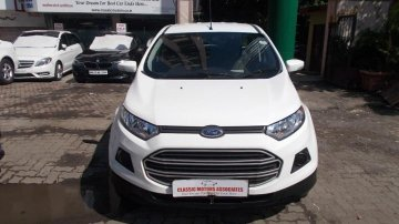 Ford EcoSport 1.5 Petrol Trend MT 2017 for sale in Mumbai