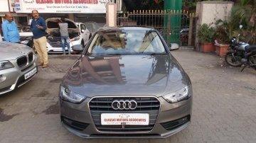 Used 2014 Audi A4 2.0 TDI 177 Bhp Premium Plus AT for sale in Mumbai